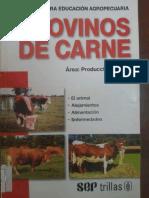 Bovinos de carne