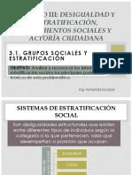 Tema 1 Sistemas de estratificación social