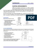 Compressor Mounting Arrangments