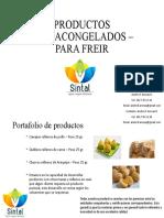 Presentacion Productos Ultracongelados - SINTAL (1)