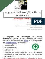PPRA - ELABORAÇÃO E ASPECTOS TECNICOS.pdf