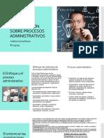 Actividad 1. Apoyo a tematicas_Presentación procesos Administrativos