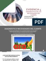 Evidencia 4Diagnostico de las necesidades del cliente .pptx