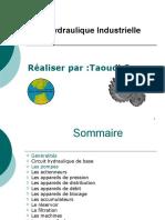 hydraulique industrielle