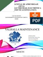 Valhalla Maintenance.pptx