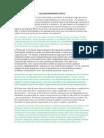 SOLUCION PENSAMIENTO CRITICO PUNTO 2