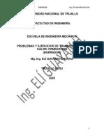 TRANSFERENCIA DE CALOR PROB CONDUCC SEMANA 1