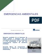 Emergencias Ambientales