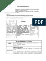 GUIA DE APRENDIZAJE 2  TRANF DE CALOR  TAREA SEMANA 2