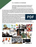Cambios socioculturales y económicos en Guatemala