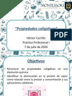 QUIMICA-Presentación-de-propiedades-coligativas-2°-medio-Héctor-Carrillo