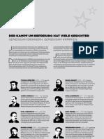 Gedenken an ermordete RevolutionärInnen