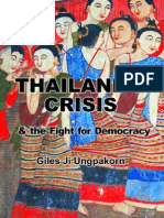 Thailand's Crisis and the fight for Democracy