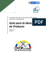 Guía 3 para la ideación de Producto OVOP.pdf