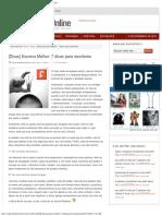 [Dicas] Escreva Melhor_ 7 dicas para escritores - Folhetim Online