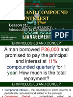 Lesson 11_Introduction to Compound Interest_2019-2020