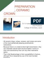 all ceramic crown prep [Autosaved]