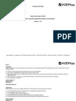 Oracle.Testking.1z0-432.v2015-07-28.by.Dumps.61q.pdf