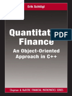 Quantitative Finance _ An Object-Oriented Approach in C++