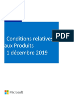 MicrosoftProductTerms(WW)(French)(December2019)(CR)