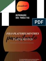 Parasitando - Reprodução dos Parasitas
