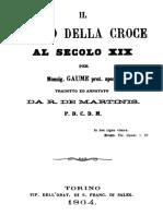 Il Segno Della Croce Al Secolo XIX 000000642