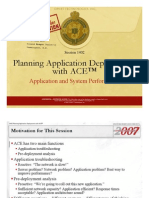 1402-Planning Application Deployments with ACE™