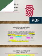 Comentario de texto Ministerio de la realidad - Juan José Millás.pdf