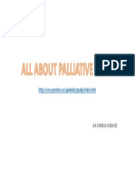 All About Palliative Care