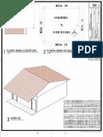 Projeto2 - Folha - 02 - LOCALIZAÇÃO E TELHADO