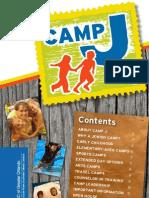 Camp J 2011 Brochure | JCC's Jack & Lee Rosen Southwest Orlando Campus