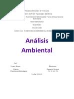 analisis ambiental PE