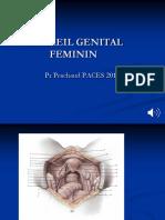 Cours N°4 Appareil génital féminin