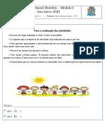 EMEF Manoel Bomfim - modulo II 5 ANO.pdf