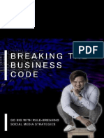 Breaking The Business Code by James Soh.epub