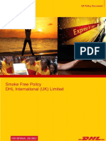 COMP_Smoke Free Policy March 2014