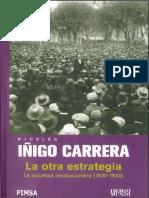 03. Iñigo Carrera - La otra estrategia