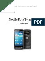 C71 User Manual