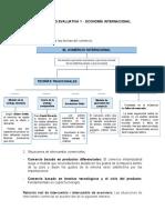 ACTIVIDAD 1 Economía Internacional.