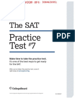2016年10月新SAT北美卷(2).pdf