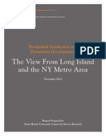 Long Island Index Survey 2011