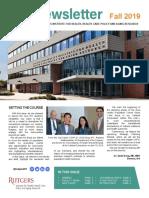 IFH Newsletter Q3 2019