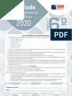 EFAF-SIM-PROVA1-6ANO-CADERNO-DE-QUESTOES