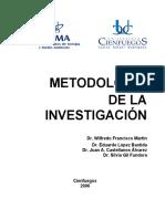 EXCELENTE METODOLOGIA INVESTIGACION