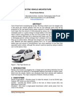 Electric Vehicle Architecture