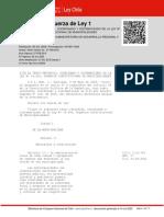 FIJA EL TEXTO REFUNDIDO, COORDINADO Y SISTEMATIZADO DE LA LEY Nº 18.695, ORGANICA CONSTITUCIONAL DE MUNICIPALIDADES