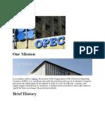 OPEC - IF