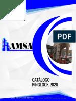Catalogo Andamio AMSA ENCOFRADOS S.A.C