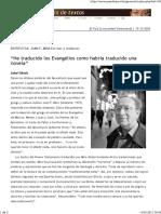 JOAN F. MIRA - TRIA DE TEXTOS