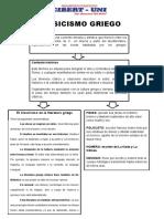 LITERATURA CLASICISMO GRIEGO - SAN MARCOS